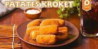 Patatesin En Şahane Hali: Patates Kroket Nasıl Yapılır?