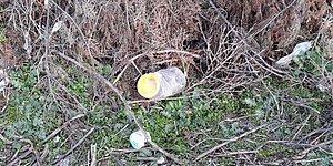 Bu Nasıl Bir Vicdansızlık? Denizli'de Plastik Bidon İçinde Boş Araziye Atılmış Bebek Cesedi Bulundu