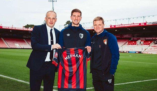 Chris Mepham ➡️ Bournemouth - [13.6 milyon euro]