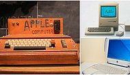 Apple'ın İnanılmaz Gelişimini Görünce Gözlerinize İnanamayacaksınız! En Efsaneleriyle Unutulmaz 15 Mac Bilgisayarı