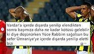 Türkiye Kupası'nda Ümraniyespor'a Elenen Fenerbahçe'de Taraftarlar İsyan Bayrağını Çekti