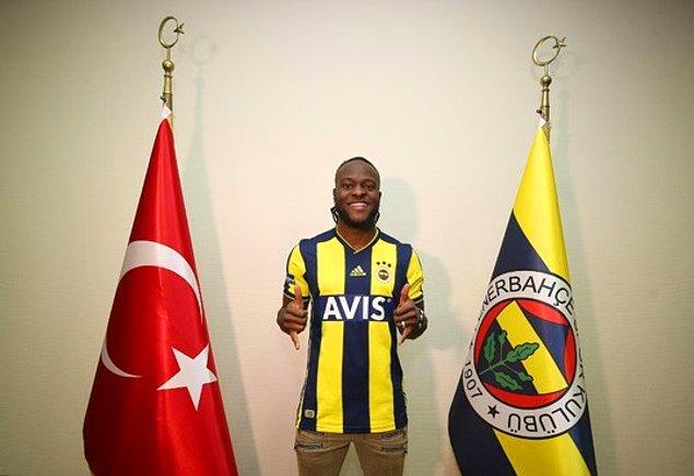 Victor Moses ➡️ Fenerbahçe