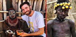 Ruhun Rengi Olmaz! Bir Gezginin 'Kara Sevdam' Dediği Afrika ve Hayatında İlk Kez Ayna Gören Etiyopyalı Jess'in Hikayesi