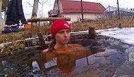 Soğukta Hayatta Kalma Konusunda Rus Askerlere Ders Veren Türk Asıllı Sporcu Osman Delibaş Dünya Rekoru Kırdı!