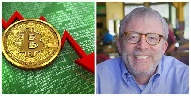 Emektar piyasa uzmanı Brandt, teknik analiz verilerine göre 2019'un sonunda Bitcoin'in 1200 dolar civarına ineceğini, ancak arada 'ölü kedi sıçramaları' yapabileceğini dile getirmişti.