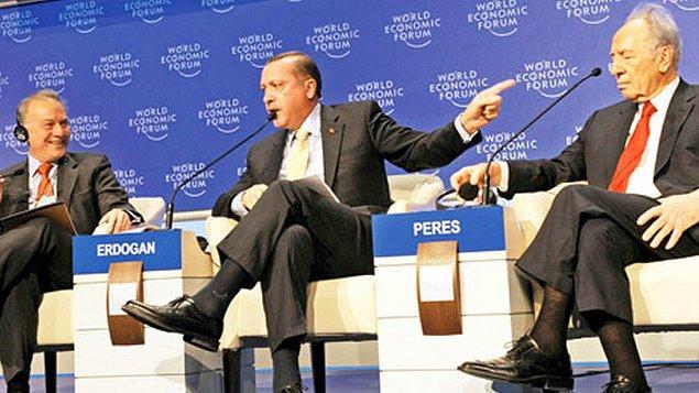 2009: 'Daha da Davos'a gelmem.'