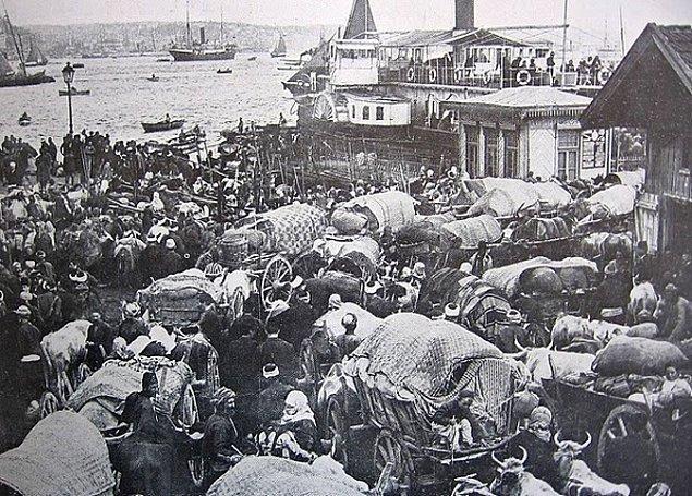 1923: Mübadele.