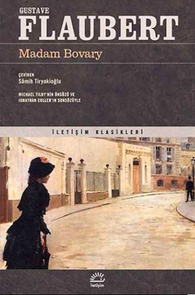 20. Madam Bovary - Gustave Flaubert