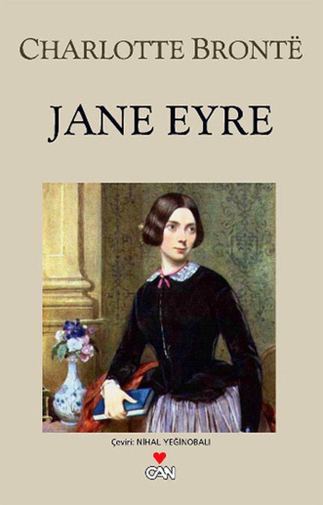 19. Jane Eyre - Charlotte Brontë