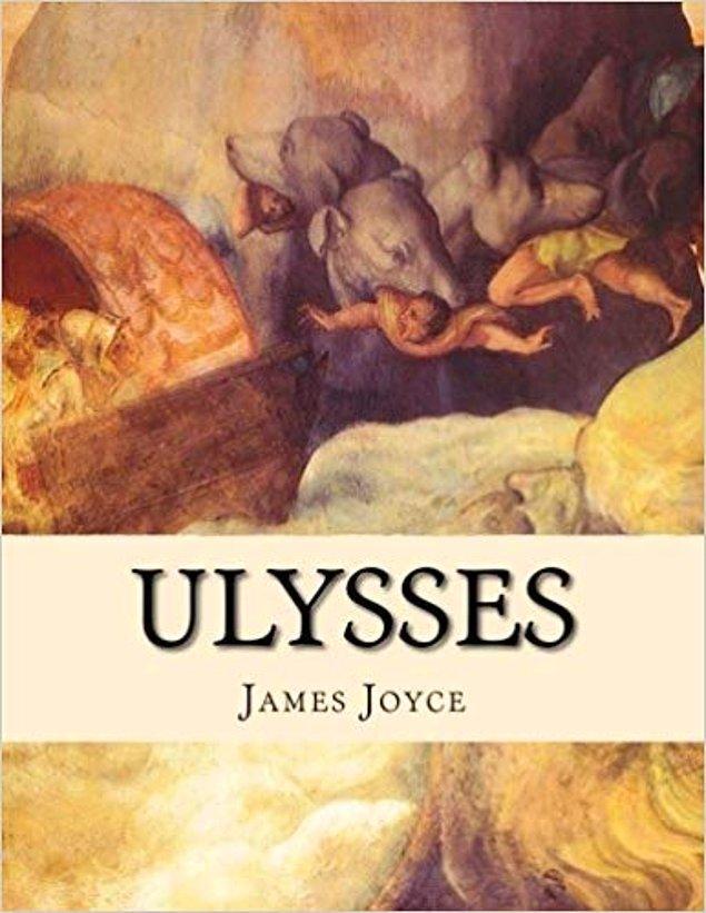 17. Ulysses - James Joyce