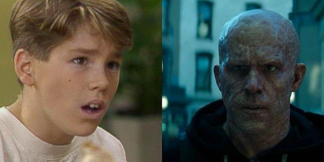 13. Ryan Reynolds - Fifteen (1991) / Deadpool 2