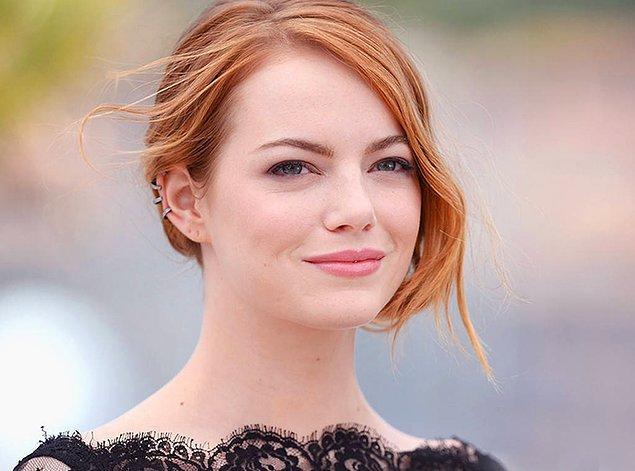 6. Emma Stone