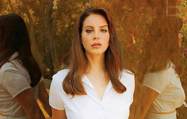 4. Lana Del Rey