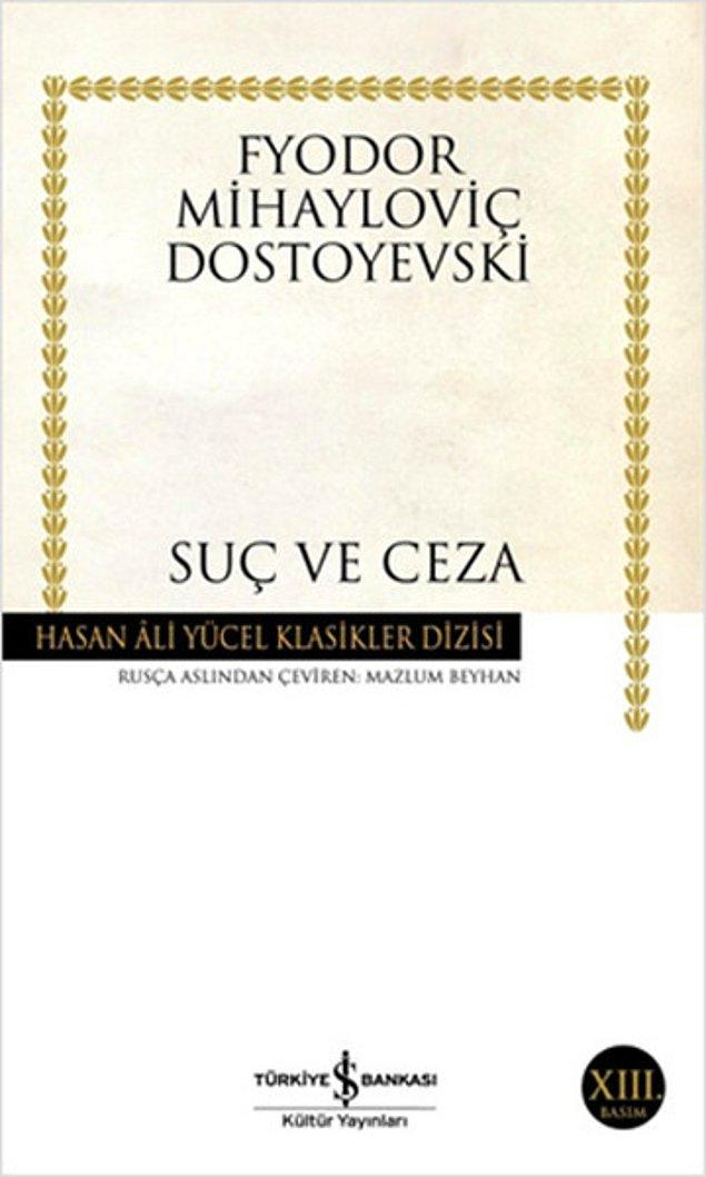 23. Suç ve Ceza - Fyodor Dostoyevski