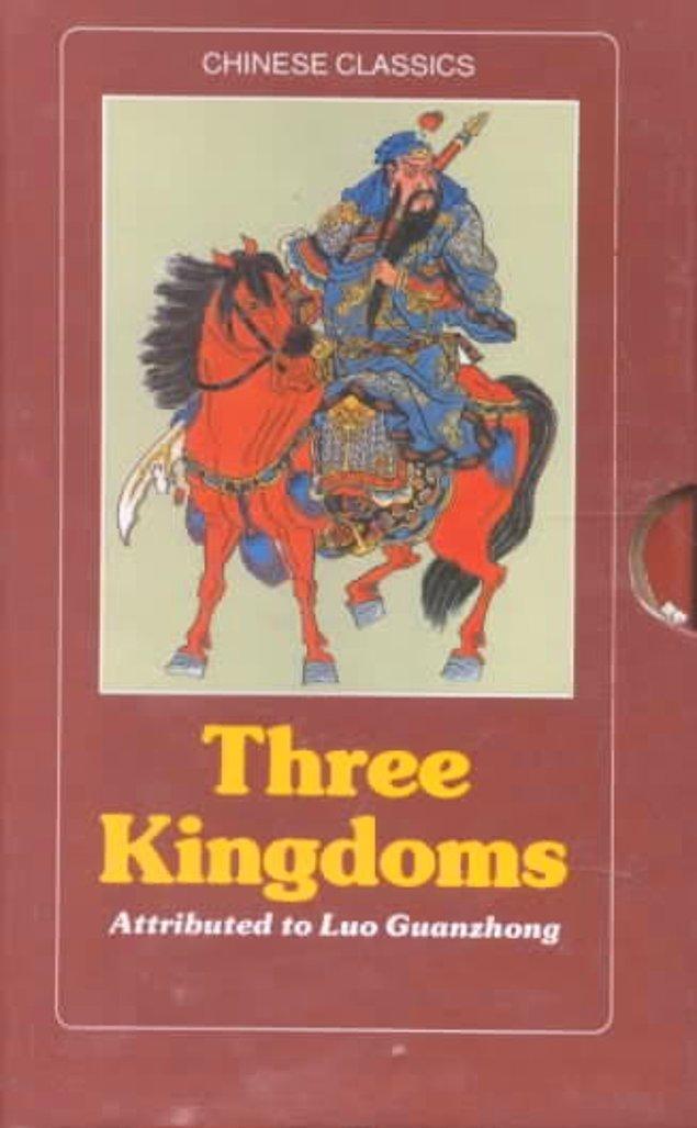 21. Üç Krallığın Hikâyesi - Luo Guanzhong