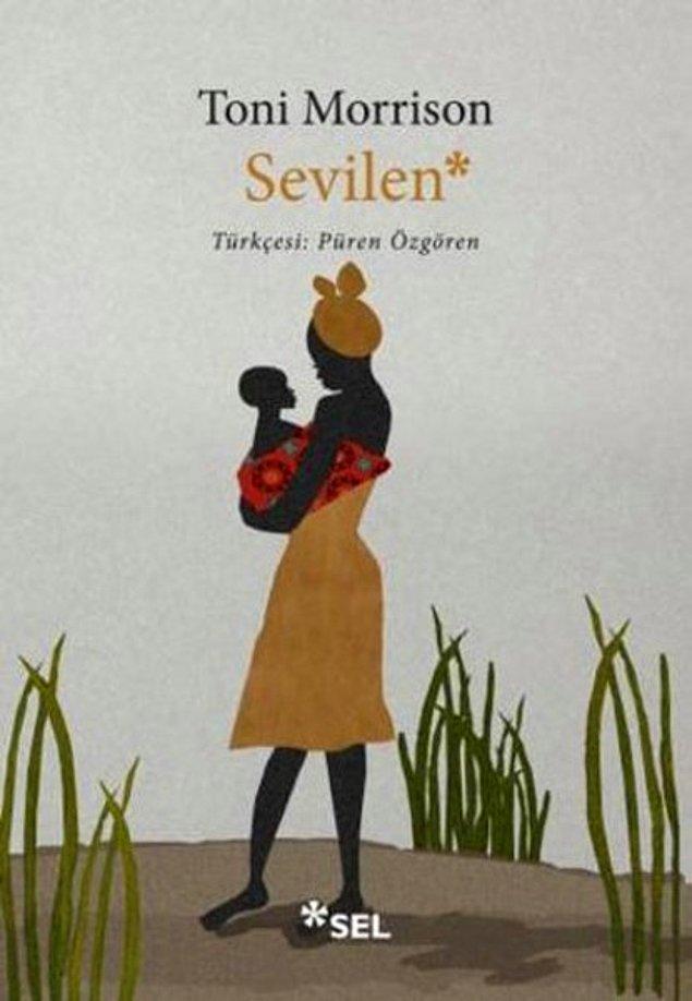 11. Sevilen - Toni Morrison