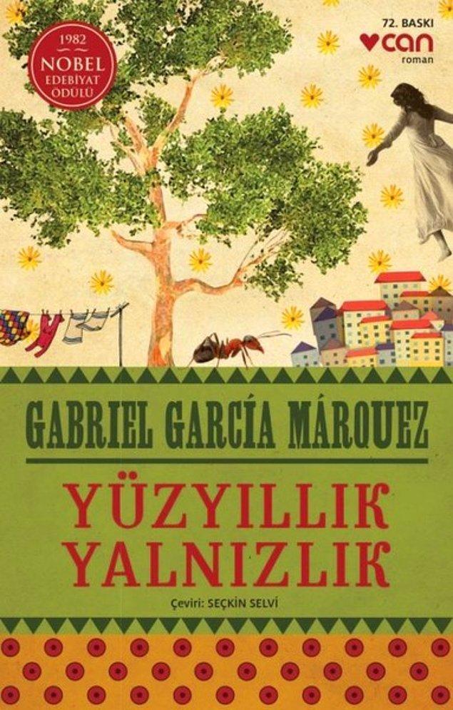 9. Yüzyıllık Yalnızlık - Gabriel García Márquez