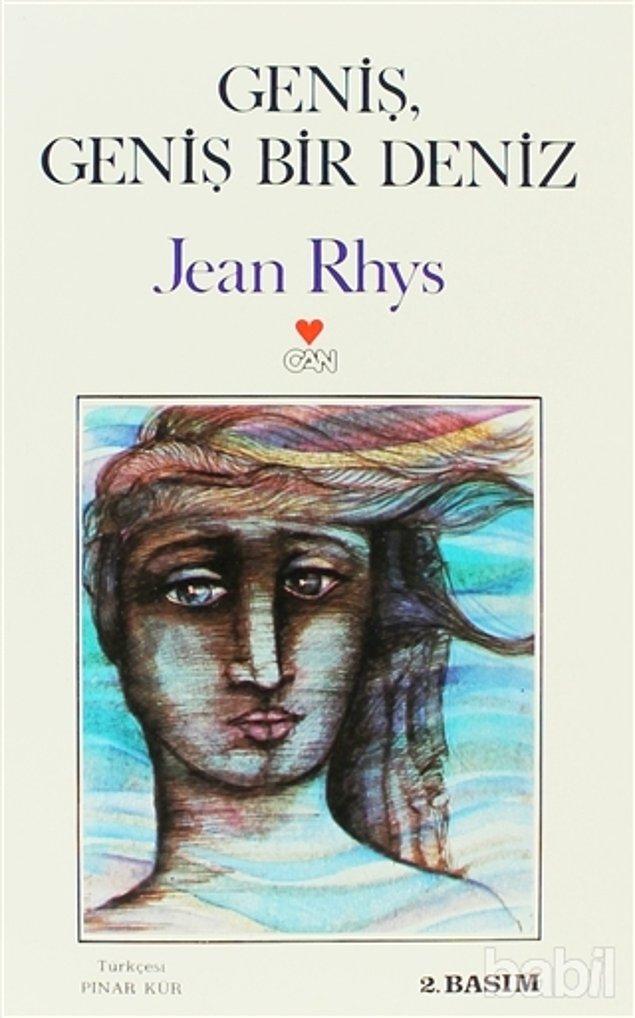 28. Geniş, Geniş Bir Deniz - Jean Rhys