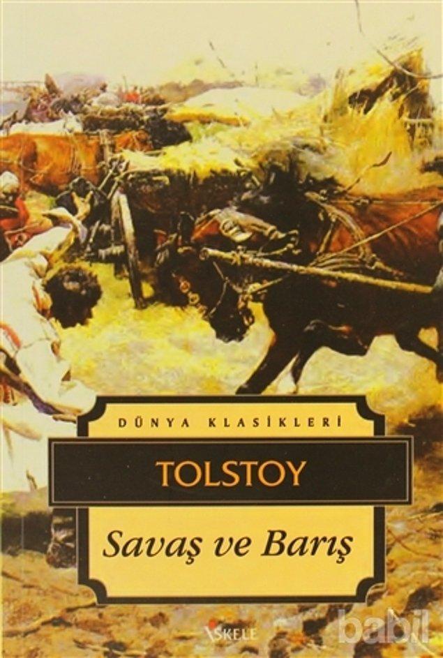 26. Savaş ve Barış - Lev Tolstoy