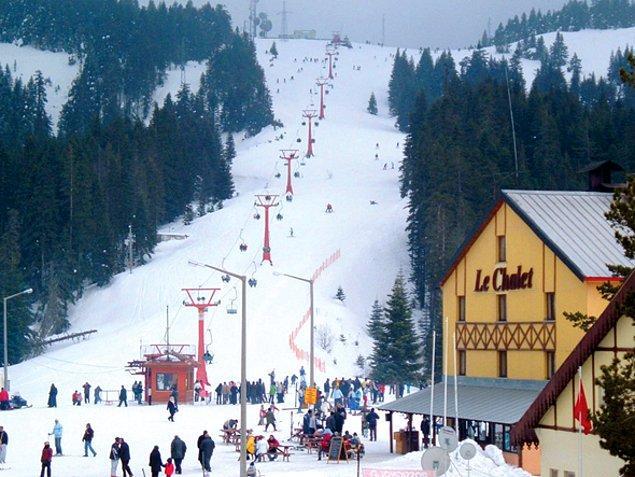13. Çankırı - Ilgaz Kayak Merkezi