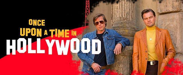 Once Upon A Time in Hollywood filmi ile geri dönüyor.