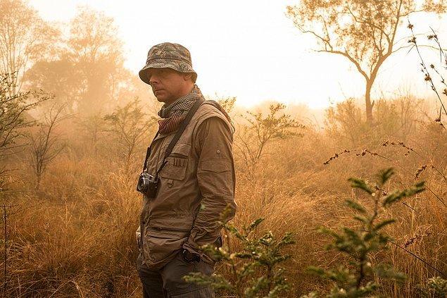 19. Safariye çık.