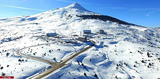 17. Sivas - Yıldız Dağı Kış Sporları ve Turizm Merkezi
