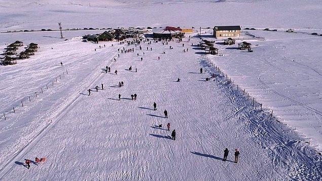 24. Şanlıurfa - Siverek, Karacadağ Kayak Merkezi