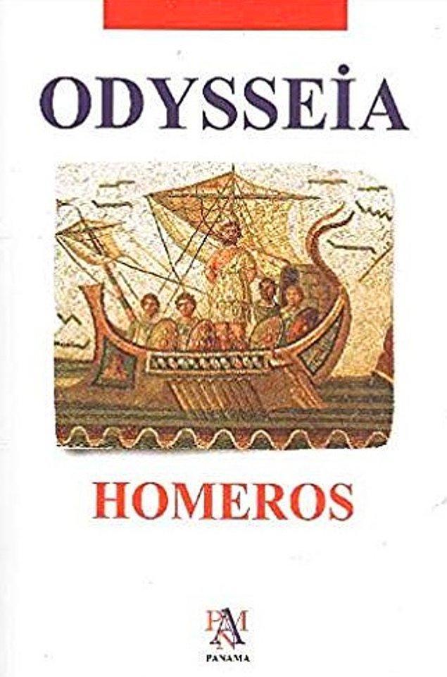 1. Odysseia - Homeros