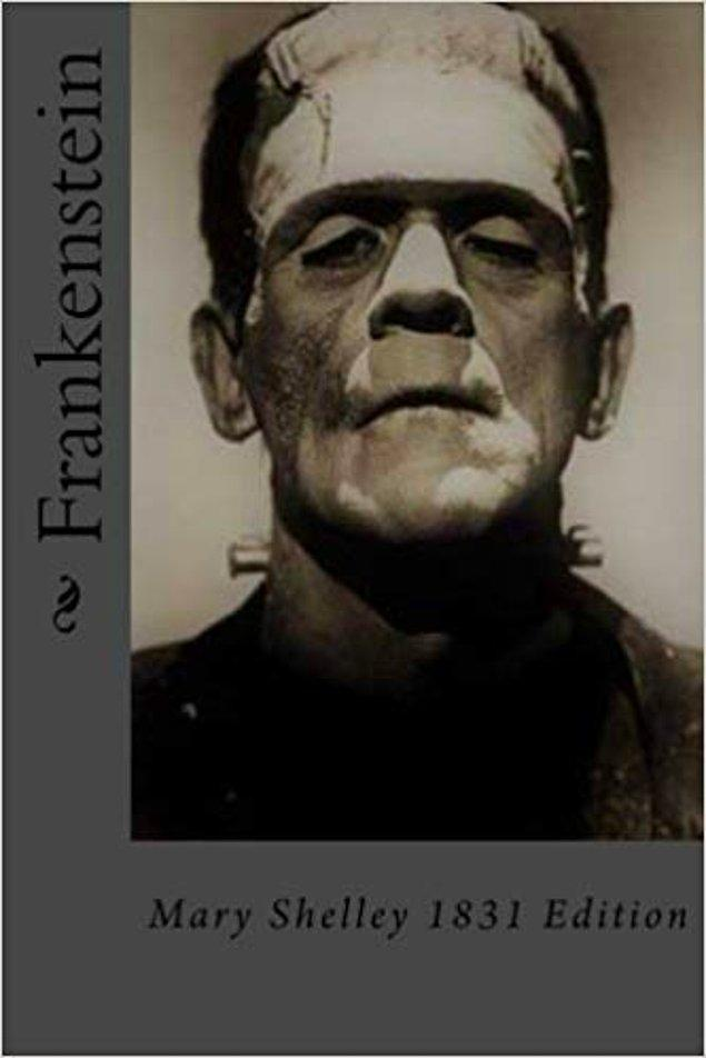 3. Frankenstein - Mary Shelley