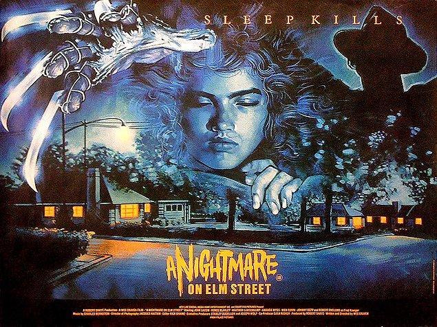 13. A Nightmare on Elm Street - IMDb Puanı: 7.5