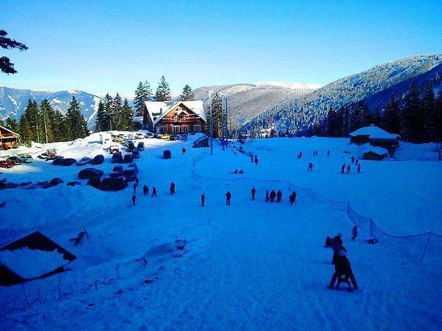 25. Artvin - Atabarı Kayak Merkezi