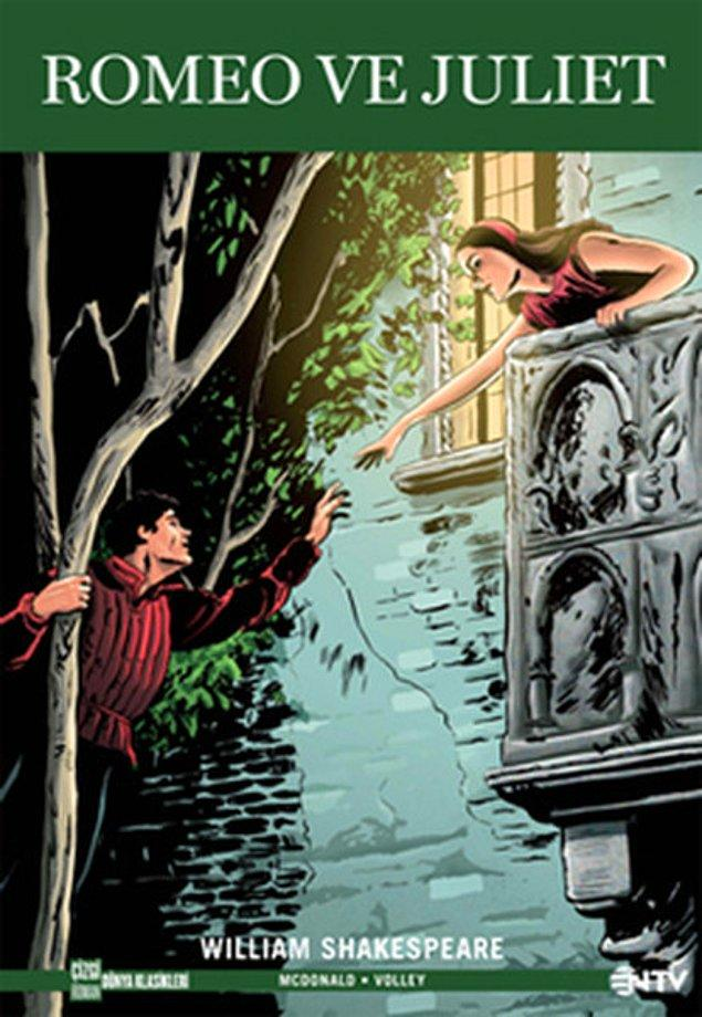 13. Romeo ve Juliet - William Shakespeare