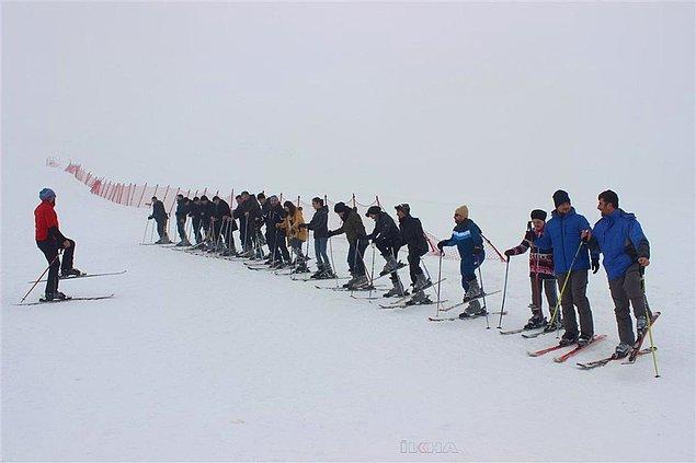 29. Muş - Güzeltepe Kayak Merkezi