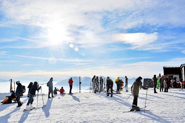 30. Bitlis - Nemrut Kayak Merkezi