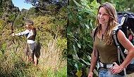 Yeni Zelanda'da Eşiyle Birlikte Yaşadığı Doğada Avlanarak Hayatta Kalan ve Saçlarını İdrarla Yıkayan Kadın