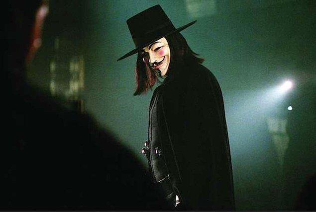 5. V for Vendetta (2005)