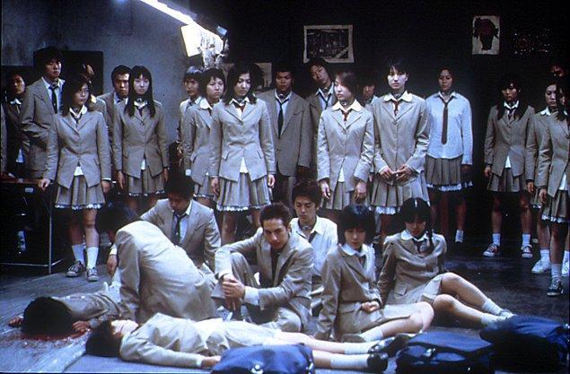 15. Ölüm Oyunu (2000) Batoru Rowaiaru