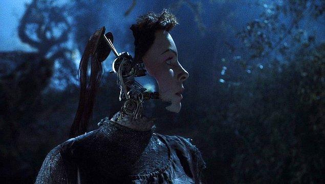 27. Yapay Zeka (2001) Artificial Intelligence: AI