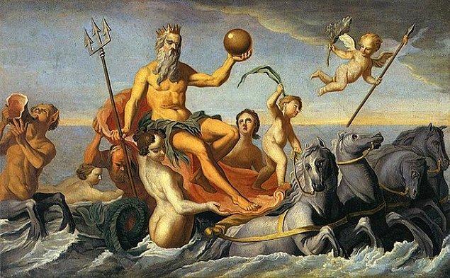 Anlayacağınız, krallıktaki hiç kimsenin bu lanetten sağ çıkabilme imkanı yoktu. Çaresiz kalan insanlar, kurtuluşu Tanrı Poseidon'a yalvarmakta buldular.