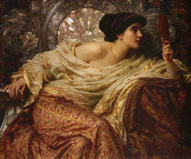 Bir gün Kraliçe Cassiopeia, Andromeda'nın 'nereid' adı verilen deniz perilerinden bile daha güzel olduğunu söyleyiverince Deniz Tanrısı Poseidon'u kızdırmış oldu.
