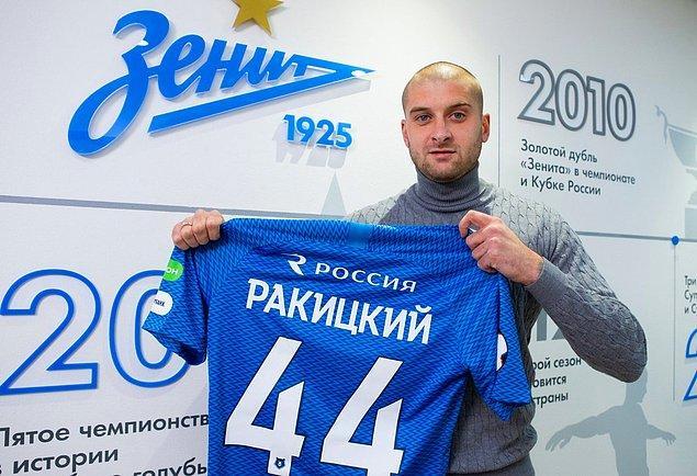 Yaroslav Rakytskyi ➡️ Zenit - [10 milyon euro]