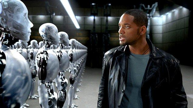 25. Ben, Robot (2004) I, Robot