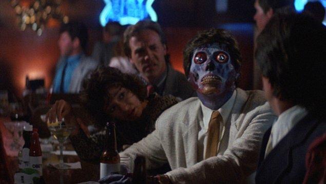 #1 Yaşıyorlar (1988) They Live