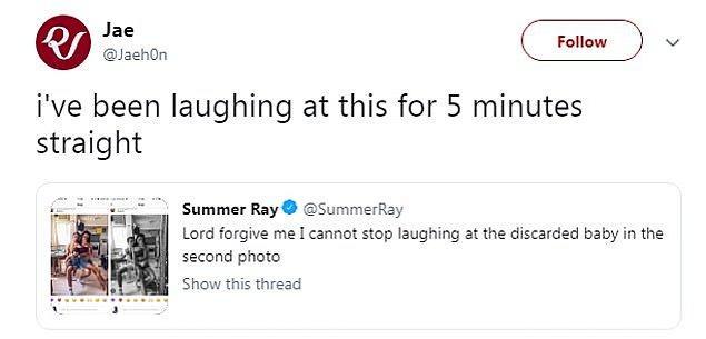 """""""Buna aralıksız 5 dakikadır gülüyorum."""""""