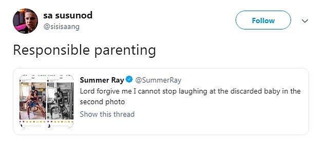 """""""Sorumlu ebeveynlik."""""""