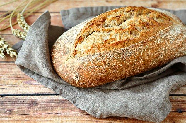 10. Ekmeğin kabarmasına neden olan şey nedir?