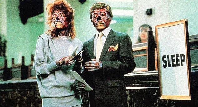 20. Yaşıyorlar (1988) They Live