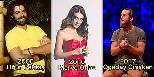 2005 Yılından Beri Ekranın Tozunu Attıran Survivor'ın Bugüne Kadarki Şampiyonları