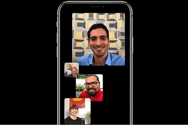 Bu nedenle de iPhone 'Grup Facetime' özelliğini çevrimdışı bırakmaya hazırlanıyor. Apple bu sorunu bu hafta içerisinde çözeceğini o zamana kadar da bu özelliğin çevrimdışı kalacağını açıkladı.